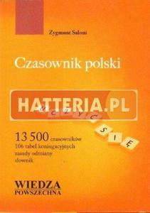 Zygmunt Saloni CZASOWNIK POLSKI [antykwariat] - 2834461007
