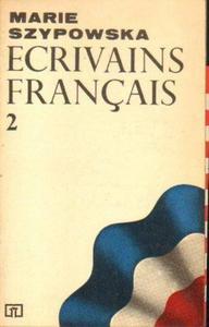 Marie Szypowska ECRIVAINS FRANCAIS 2 [antykwariat] - 2834461202