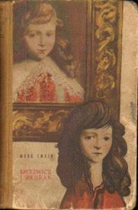 Mark Twain KRÓLEWICZ I ŻEBRAK [antykwariat] - 2834461239