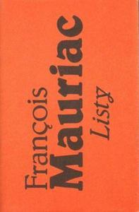 Francois Mauriac LISTY 1904-1969 [antykwariat] - 2834461288