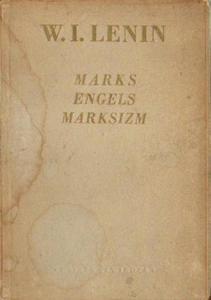 W. I. Lenin MARKS, ENGELS, MARKSIZM [antykwariat] - 2834461385