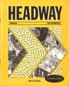 HEADWAY WORKBOOK PRE-INTERMEDIATE [antykwariat] - 2834461452