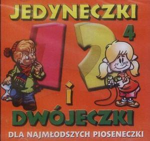 JEDYNECZKI I DWÓJECZKI DLA NAJMŁODSZYCH PIOSENECZKI VOL. 4 [1 CD] - 2834458901