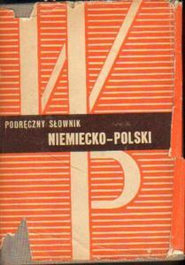 Paweł Kalina PODRĘCZNY SŁOWNIK NIEMIECKO-POLSKI [antykwariat] - 2834461689