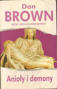 Dan Brown ANIOŁY I DEMONY [antykwariat] - 2834461702