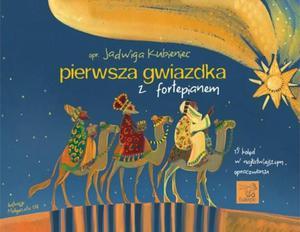 PIERWSZA GWIAZDKA Z FORTEPIANEM Jadwiga Kubieniec - 2834461723