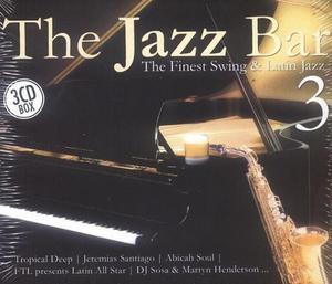 THE JAZZ BAR 3 [3 CD box] - 2832180181