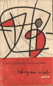 Ewa Szelburg-Zarembina ISKRY NA WIATR [antykwariat] - 2834461818
