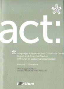 ENGLISH AND AMERICAN STUDIES IN THE AGE OF GLOBAL COMMUNICATIONS. VOLUME 1. LITERATURE - 2834461860