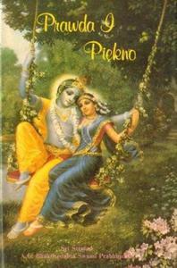 Śri Śrimad A. C. Bhaktivedanta Swami Prabhupada PRAWDA I PIĘKNO [antykwariat] - 2834461965