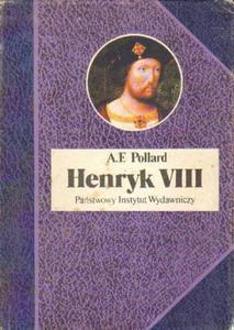 A.F. Pollard HENRYK VIII [antykwariat] - 2834461974