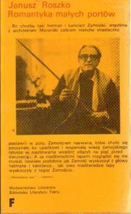 Janusz Roszko ROMANTYKA MAŁYCH PORTÓW [antykwariat] - 2834461991