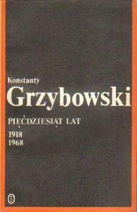 Konstanty Grzybowski PI - 2834461999