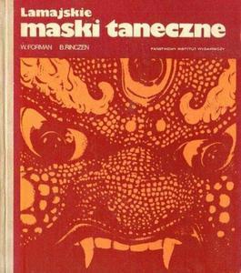 W. Forman, B. Rinczen LAMAJSKIE MASKI TANECZNE [antykwariat] - 2834462020