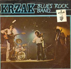 Krzak BLUES ROCK BAND [płyta winylowa używana] - 2834462047