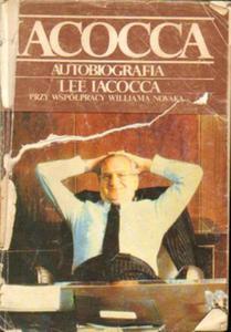 Lee Iacocca AUTOBIOGRAFIA [antykwariat]