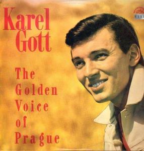 Karel Gott THE GOLDEN VOICE OF PRAGUE [płyta winylowa używana] - 2834462240
