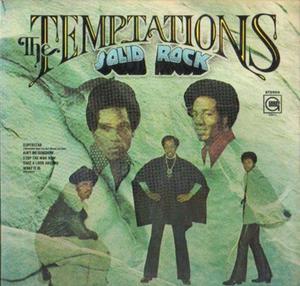The Temptations SOLID ROCK [płyta winylowa używana] - 2834462243