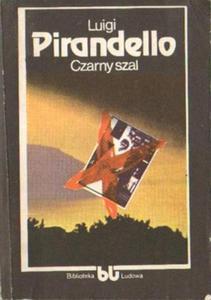 Luigi Pirandello CZARNY SZAL [antykwariat] - 2834462264