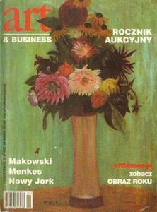 ART & BUSINESS. ROCZNIK AUKCYJNY NR 1-2/2003 (150) [antykwariat] - 2834462299