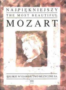 Wolfgang Amadeus Mozart NAJPIĘKNIEJSZY MOZART NA FORTEPIAN - 2834462460