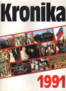 KRONIKA 1991 [antykwariat] - 2834462546