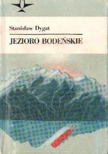Stanisław Dygat JEZIORO BODEŃSKIE [antykwariat] - 2834462559