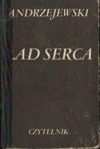 Jerzy Andrzejewski ŁAD SERCA [antykwariat] - 2834462579