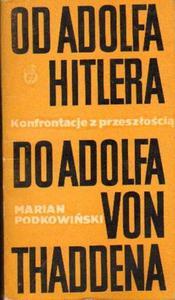 Marian Podkowiński KONFRONTACJE Z PRZESZŁOŚCIĄ [antykwariat] - 2834462682