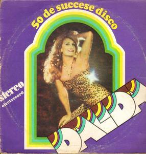 Dalida 50 DE SUCCESE DISCO [płyta winylowa używana] - 2840793969