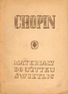 Zofia Lissa CHOPIN. MATERIA - 2842359460
