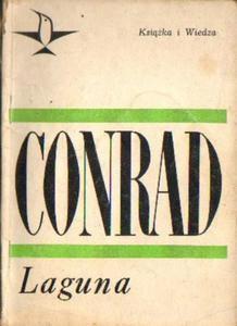 Joseph Conrad LAGUNA. OPOWIADANIA [antykwariat] - 2834462786