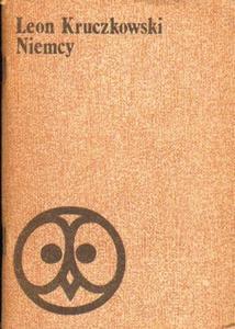 Leon Kruczkowski NIEMCY [antykwariat] - 2834462826