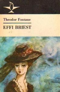 Theodor Fontane EFFI BRIEST [antykwariat] - 2836349107
