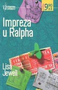 Lisa Jewell IMPREZA U RALPHA [antykwariat] - 2834462951