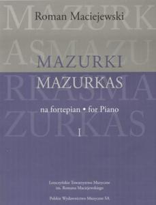 Roman Maciejewski MAZURKI NA FORTEPIAN. CZ - 2835341762