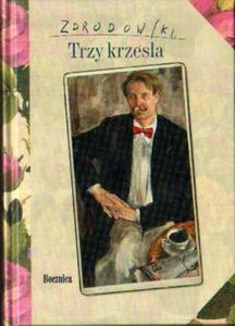 Mirosław Zdrodowski TRZY KRZESŁA [antykwariat] - 2839150131