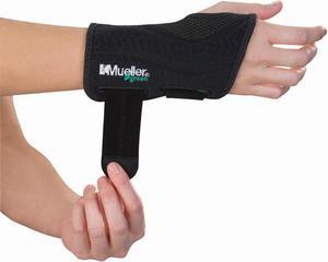 Opaska usztywniająca na nadgarstek Mueller Green (prawa ręka) / Tanie RATY - 2822242892