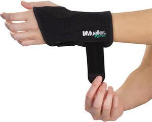 Opaska usztywniająca na nadgarstek Mueller Green (lewa ręka) / Tanie RATY - 2822242893