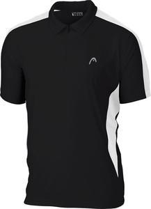 Koszulka Polo męska Head Club Men (czarno-biała) / GWARANCJA 24 MSC. / Tanie RATY - 2822242980