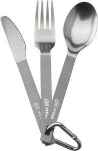 Niezbędnik turystyczny Titanium Cutlery Set Esbit / GWARANCJA 24 MSC. / Tanie RATY - 2822243345