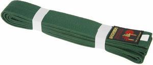 Pas do kimona 300cm Bushindo (zielony) - 2822243446