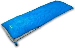 Śpiwór Allto Camp Active (niebieski) / GWARANCJA 12 MSC. - 2822243482