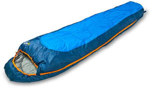 Śpiwór Allto Camp Adventure (niebieski) / GWARANCJA 12 MSC. - 2822243484