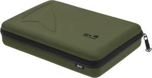 Pokrowiec duży na kamerę GoPro i akcesoria (oliwkowy) / GWARANCJA 12 MSC. / Tanie RATY - 2822243486