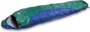 Śpiwór Allto Camp Explorer (granatowo-zielony) / GWARANCJA 12 MSC. - 2822243629