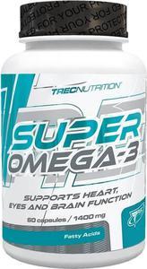Trec - Super Omega-3 60 kaps. - 2822240654