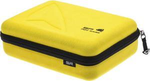 Pokrowiec mały na kamerę GoPro i akcesoria (żółty) / GWARANCJA 12 MSC. / Tanie RATY - 2822243762