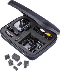 Pokrowiec mały MyCase na kamerę i akcesoria (czarny) / GWARANCJA 12 MSC. / Tanie RATY - 2822243765