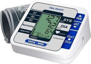 Ciśnieniomierz naramienny TMA-3 Basic Tech-Med / GWARANCJA 24 MSC. - 2822243981